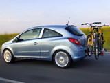 Images of Opel Corsa 3-door (D) 2006–09
