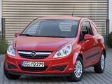 Images of Opel Corsavan (D) 2007