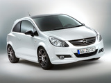 Images of Opel Corsa Limited Edition (D) 2008