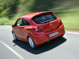 Images of Opel Corsa GSi (D) 2008–10