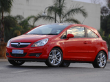 Images of Opel Corsa 3-door ZA-spec (D) 2009–10