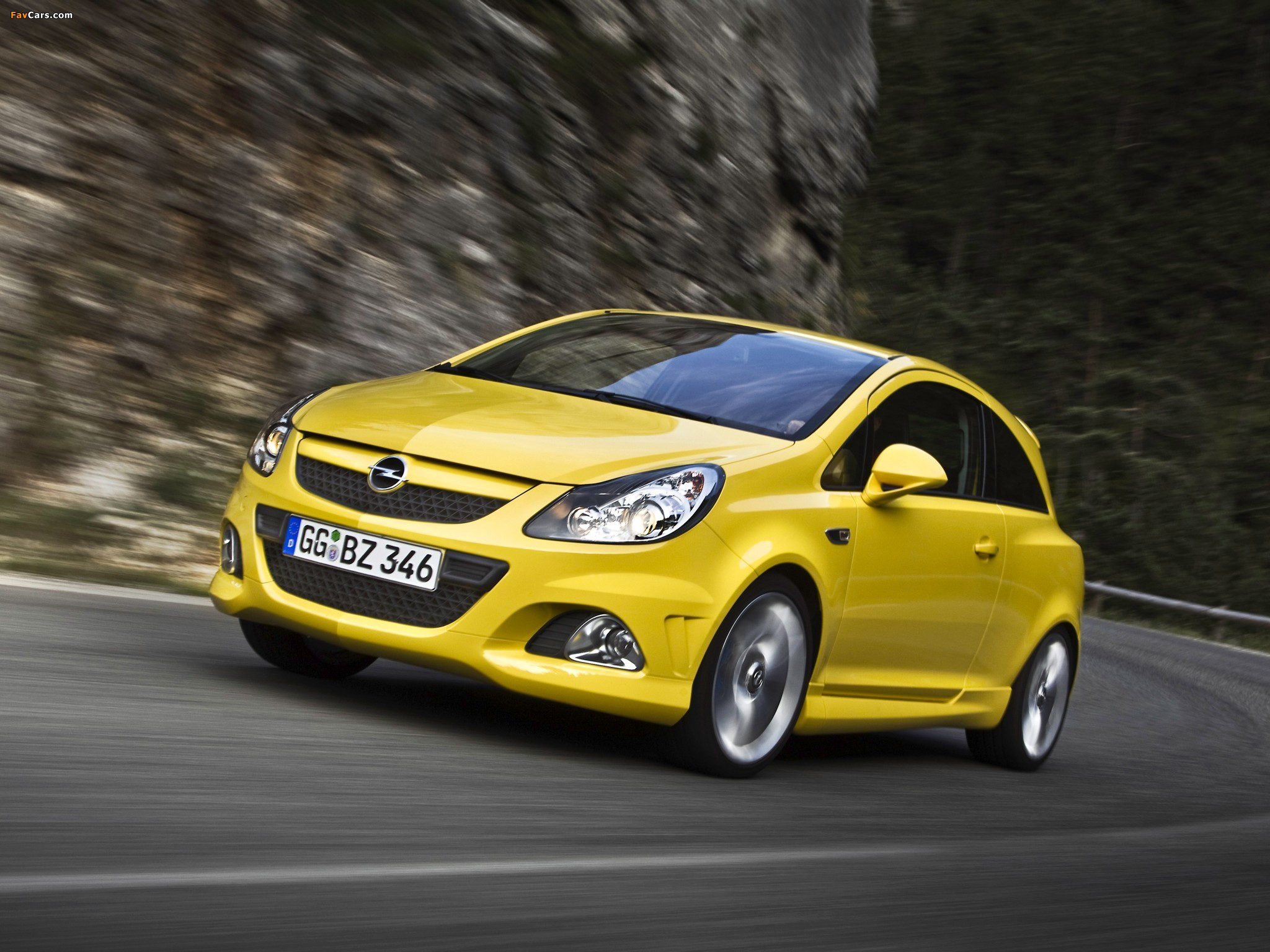 Images of Opel Corsa OPC (D) 2010 (2048 x 1536)