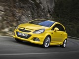 Images of Opel Corsa OPC (D) 2010