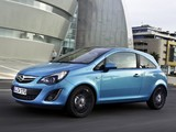 Images of Opel Corsa Color Edition 3-door (D) 2010