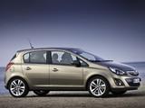 Images of Opel Corsa 5-door (D) 2010