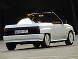 Opel Corsa Spider Concept 1982 images