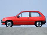 Opel Corsa 3-door (A) 1982–90 images