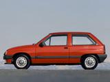 Opel Corsa 3-door (A) 1982–90 photos