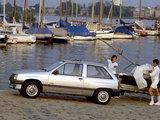 Opel Corsa 3-door (A) 1982–90 pictures