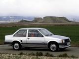 Opel Corsa TR 2-door (A) 1983–85 pictures