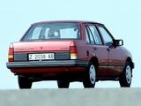 Opel Corsa Sedan (A) 1985 photos