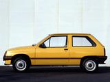 Opel Corsa 3-door (A) 1987–90 wallpapers