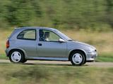 Opel Corsa GSi (B) 1993–2000 wallpapers