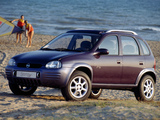 Opel Scamp II Concept 1994 images