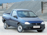 Opel Corsa Utility (B) 1998–2002 images