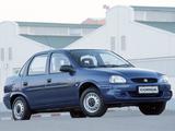 Opel Corsa Classic 1.4i (B) 1998–2002 photos