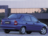 Opel Corsa Classic 160IE (B) 1998–2002 pictures
