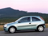 Opel Corsa 3-door (C) 2000–03 photos