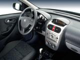 Opel Corsa 5-door (C) 2000–03 wallpapers