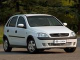Opel Corsa ZA-spec (C) 2002–07 images