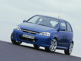 Opel Corsa OPC (C) 2002–03 wallpapers