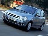 Opel Corsa 5-door (C) 2003–06 pictures