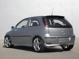 Steinmetz Opel Corsa 3-door (S) 2004 images