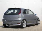 Steinmetz Opel Corsa 3-door (S) 2004 photos