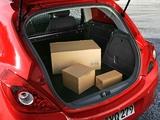 Opel Corsavan (D) 2007 photos