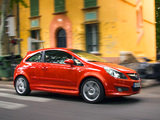 Opel Corsa GSi (D) 2008–10 pictures