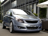 Lexmaul Opel Corsa 3-door (D) 2008 wallpapers