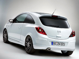 Opel Corsa Limited Edition (D) 2008 wallpapers