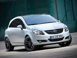 Opel Corsa Color Edition 3-door (D) 2009 photos