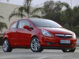 Opel Corsa 3-door ZA-spec (D) 2009–10 wallpapers