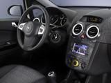 Opel Corsa 3-door (D) 2010 images