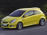 Opel Corsa OPC (D) 2010 images