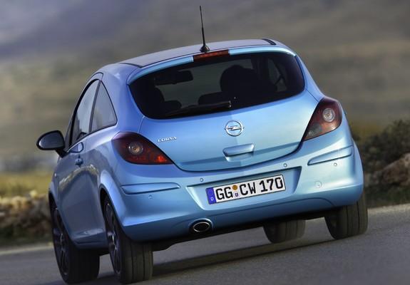 Opel Corsa Color Edition 3 Door D 2010 Images