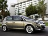 Opel Corsa 5-door (D) 2010 images