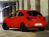 Opel Corsa Color Edition 3-door ZA-spec (D) 2010–11 photos