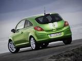 Opel Corsa Linea 3-door (D) 2010 photos