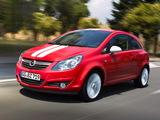 Opel Corsa Stripes (D) 2010 photos