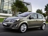Opel Corsa 5-door (D) 2010 photos