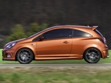 Opel Corsa OPC Nürburgring Edition (D) 2011 images