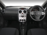Opel Corsa 5-door ZA-spec (D) 2011 images