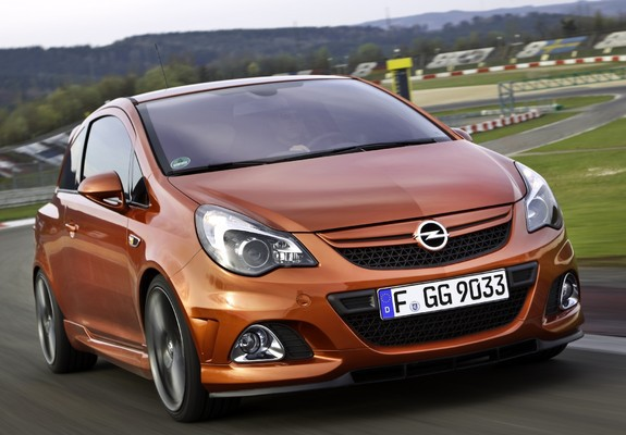 opel corsa opc n rburgring edition d 2011 images. Black Bedroom Furniture Sets. Home Design Ideas