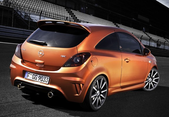 opel corsa opc n rburgring edition d 2011 pictures. Black Bedroom Furniture Sets. Home Design Ideas