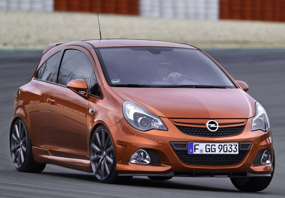 Opel Corsa Opc Nrburgring Edition D 2011 Wallpapers