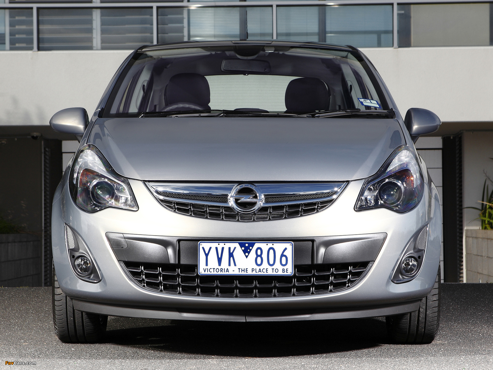 Opel Corsa 5-door AU-spec (D) 2012–13 images (1600 x 1200)