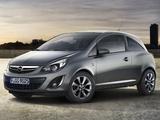 Opel Corsa 150th Anniversary 3-door (D) 2012 photos
