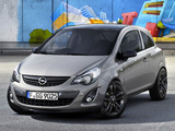 Opel Corsa Kaleidoscope Edition 3-door (D) 2012 wallpapers